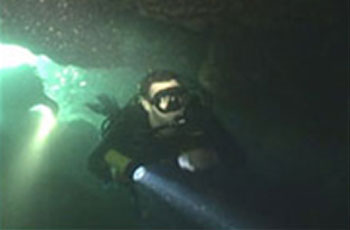 crystal river cavern dive
